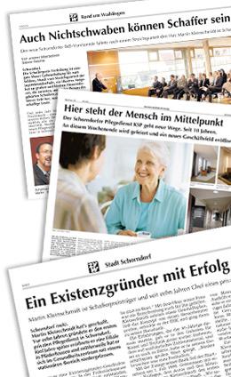 KSP Collage Presse